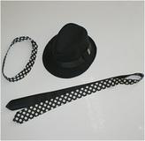 H-004 チェンジ中おれ帽(ネクタイ付) (SIZE:M、LL)
